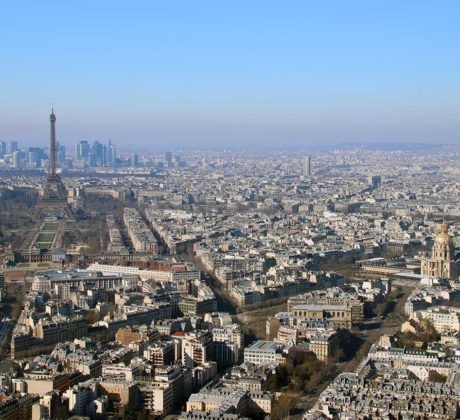 Paris Montparnasse Tower Roof Terrace