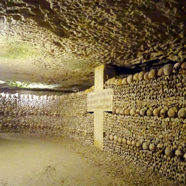 Paris Catacombs Skip-the-Line Guided Tour and Special Access