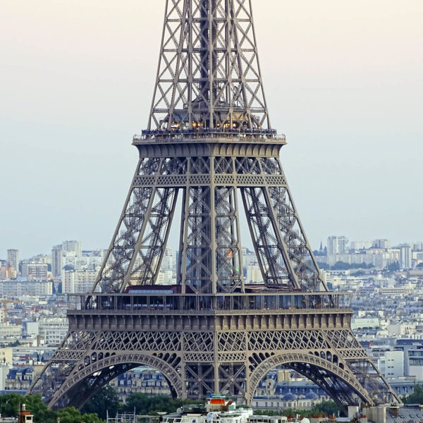 Eiffel Tower Summit or 2nd Floor Priority Access Guided Tour