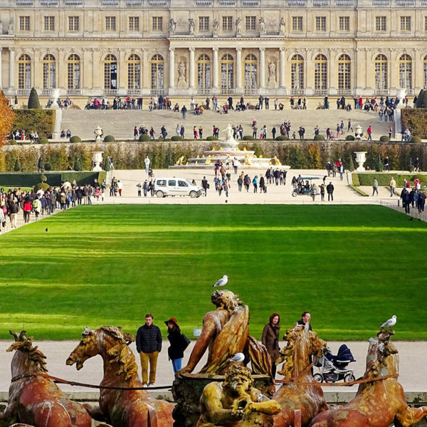 Palace of Versailles and Gardens admission